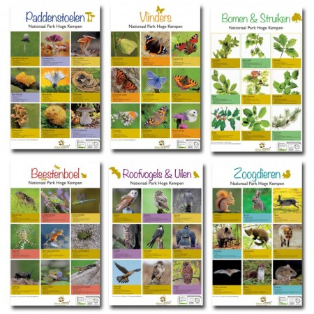 posters Nationaal Park